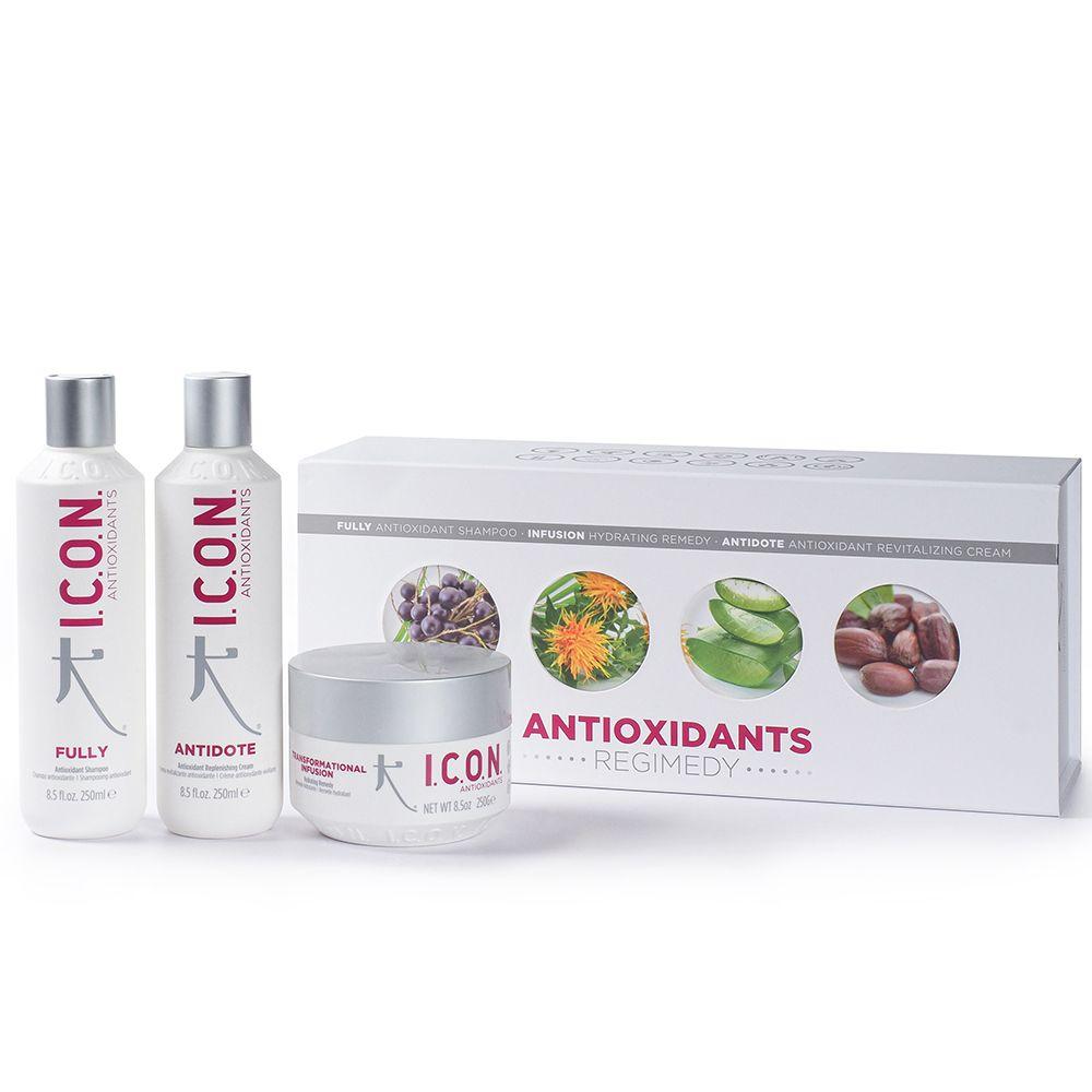 promocion de productos antioxidantes de ICON
