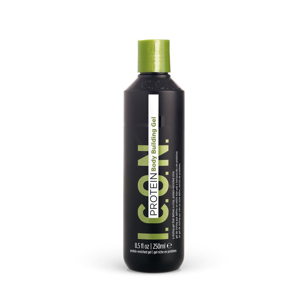 protein icon gel styling